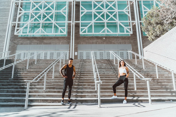 employees have the opportunity to stay fit at work