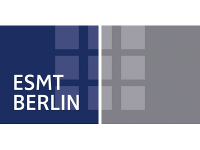 Logo ESMT Berlin - THE BUSINESS SCHOOL FOUNDED BY BUSINESS