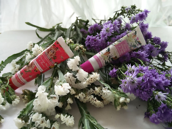 Two Smack - Lavender Vanilla & Flamingo Pink Peonies  with SPF 15
