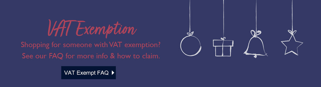 SHOPPING FOR LOVED ONES - ARE THEY ENTITLED TO VAT EXEMPTION?