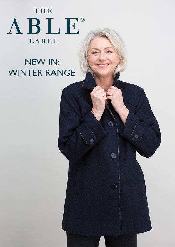 Marilyn wool mix coat - new in for winter
