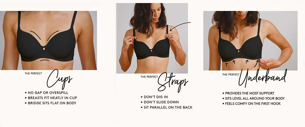 Find the perfect fitting bra with The Able Label