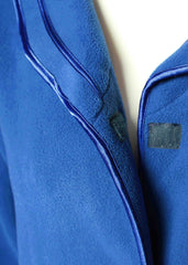 Diana Velcro Robe | Med Blue | The Able Label