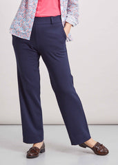 Flora Pull On Elasticated Waist Trousers