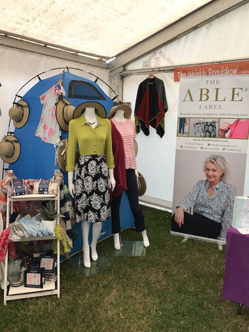 The Able Label at the Kent County Show