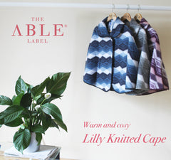 Lilly Capes | The Able Label