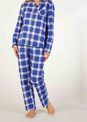 Polly Velcro PJ | Periwinkle | The Able Label