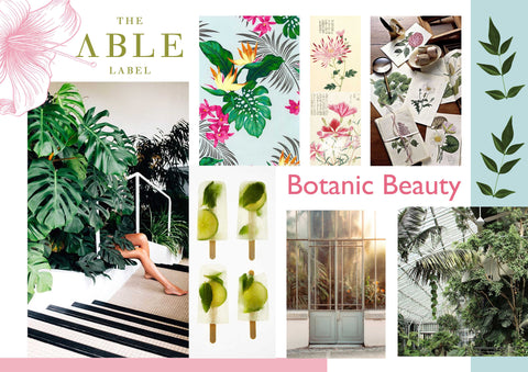 The Able Label: New Clothing Range - 'Botanic Beuaty' story