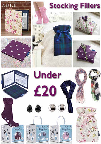 Christmas Stocking Fillers Under £20
