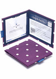 Permit Cover by Blue Badge Company - Spotty Grape