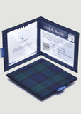 Permit Cover by Blue Badge Company - Tartan: VAT Exempt