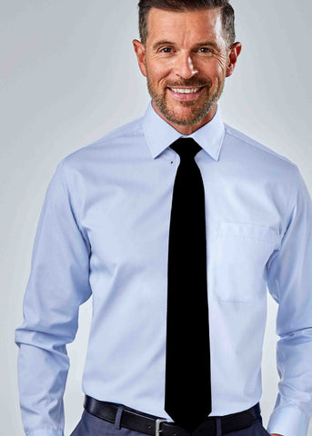 Calvin Clip On Tie - Black