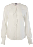 Chantelle Silky Blouse - Ivory