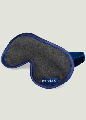 Eye Mask by Blue Badge Company - Heritage Grey