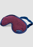 Eye Mask by Blue Badge Company - Plum