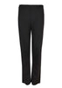 Flavia Ponte Straight Leg Trouser - Charcoal (Short Length)