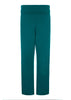 Frankie Straight Leg Trousers - Deep Teal (Short Length)