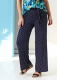 2 Pack Printed Pull On Trousers