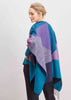 Paloma Luxury Wrap - Plum Purple