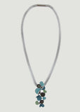 Petal Magnetic Necklace - Seaspray