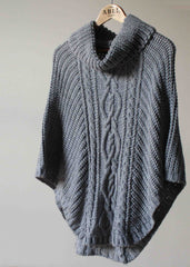 Blanche Knit | Grey | The Able Label