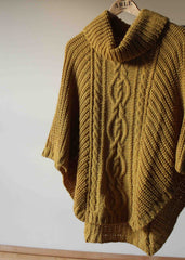 Blanche Knit | Mustard | The Able Label