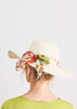 Sarah Foldable Sun Hat - Natural