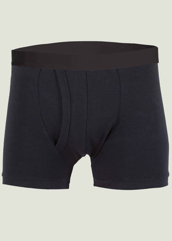 Washable Incontinence Underwear - Black