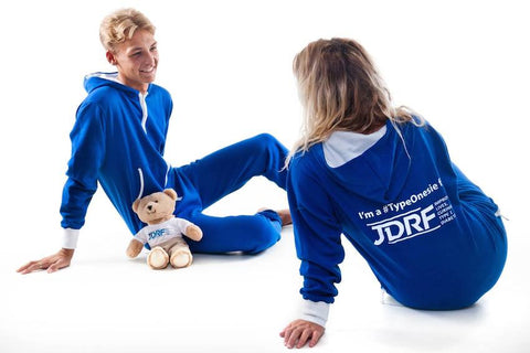 Ladies JDRF Type Onesie