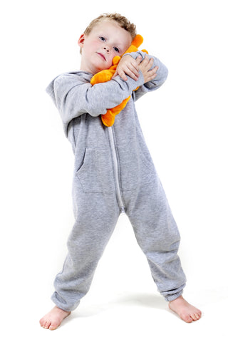 Toddler's Light Grey JDRF #TypeOnesie