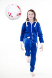 Children Royal Blue Onesie Unisex - Onesie Warehouse
