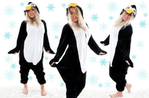 Penguin Onesie Kids & Adults (Unisex)