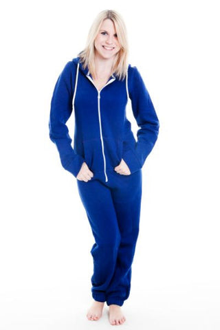 Women's Royal Blue Tracksuit Onesie Urban Diva (Limited Edition)
