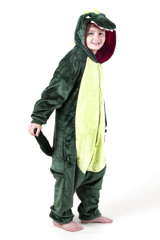 Children's Crocodile Onesie