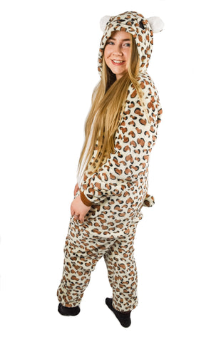 Children Leopard Onesie