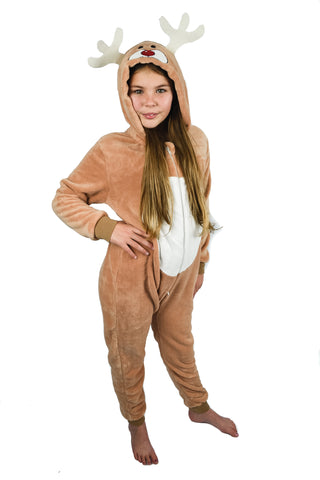 Children Reindeer Onesie