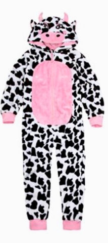 Kids Cute Cow Onesie