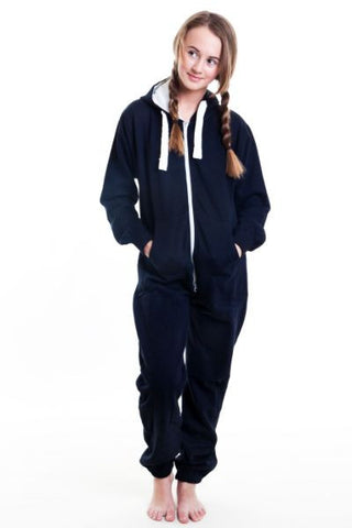 Children's Navy Onesie Unisex