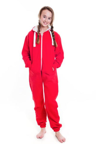 Children's Red Onesie