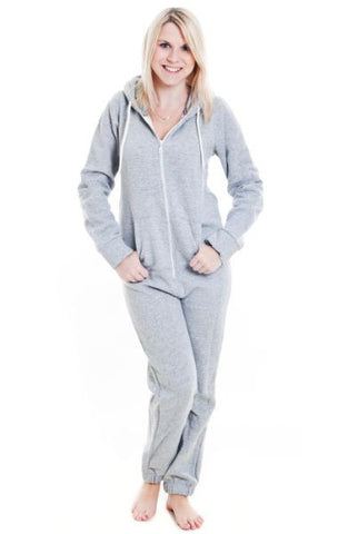 Women's Light Grey Tracksuit Onesie Urban Diva (Limited Edition)