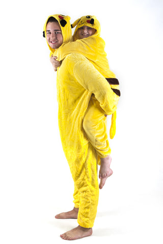 Children's Pikachu Pokemon Onesie