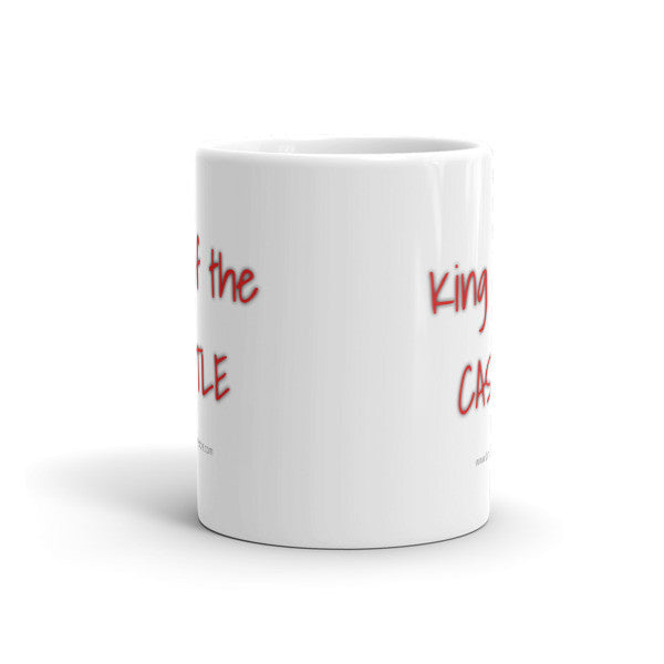 """King of the Castle"" Mug"
