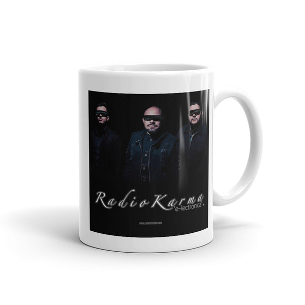 """e-lectronica"" official Mug"