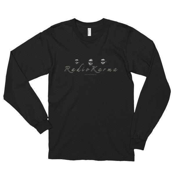 """Radio Karma®️"" Official Long sleeve"