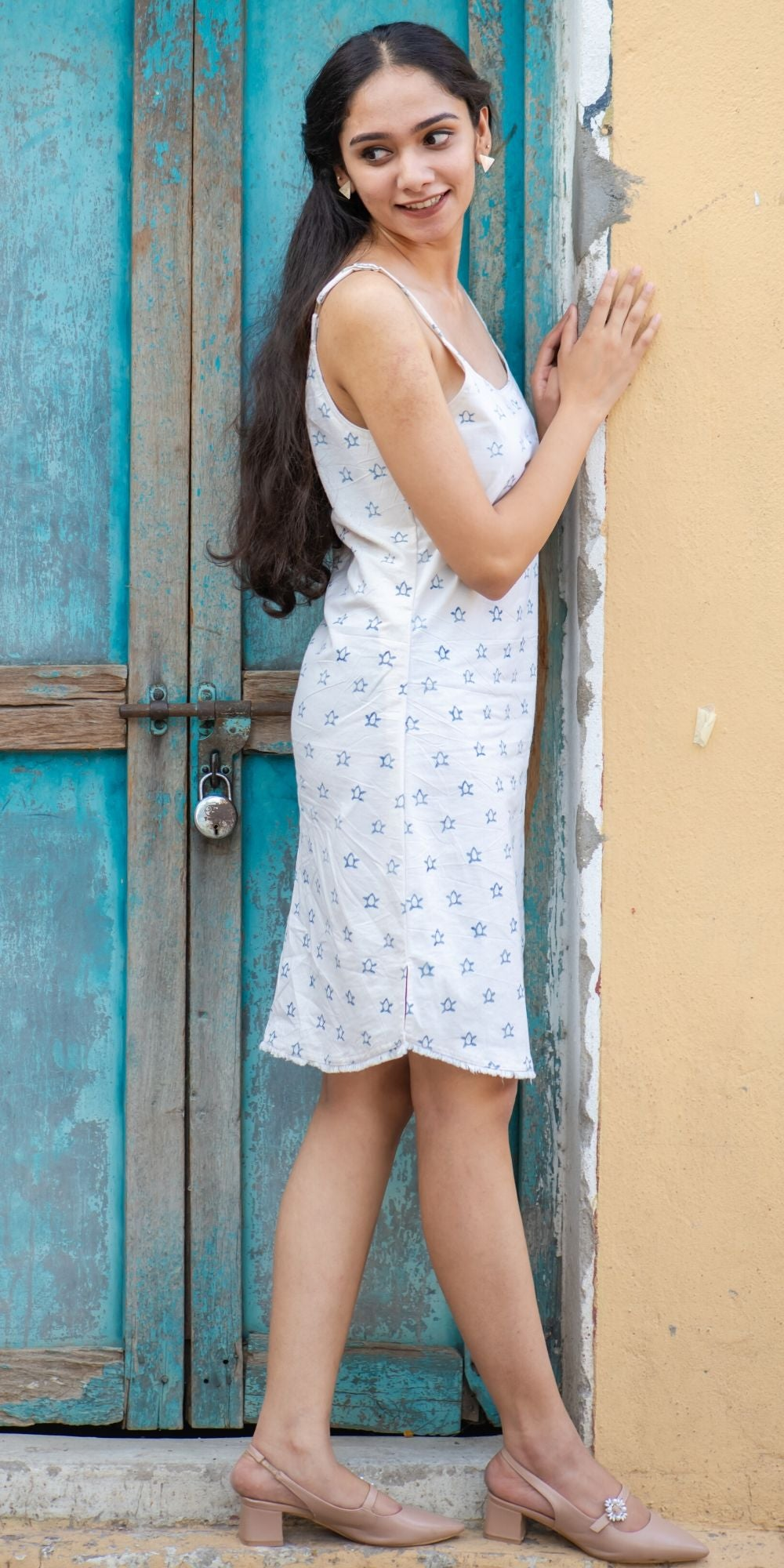 Sea Turtle Slip Dress