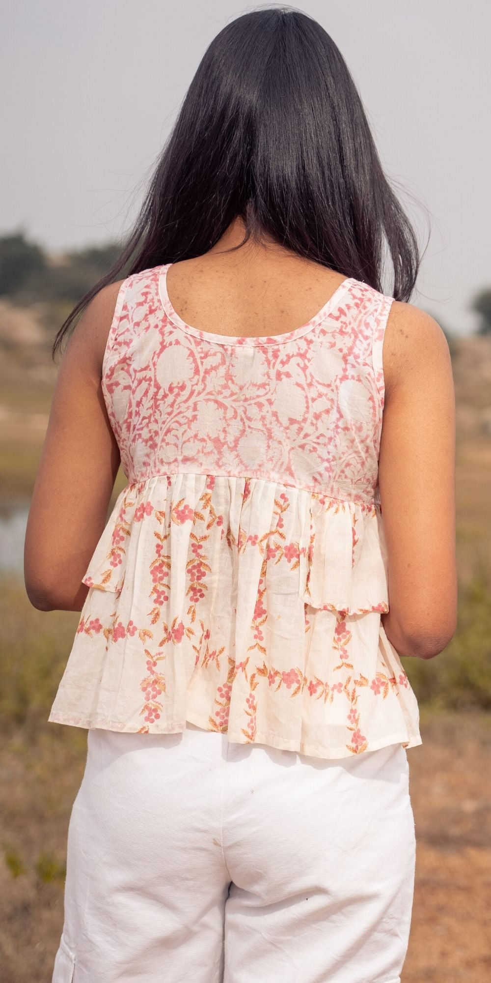 Pretty Little Things Top in Pink