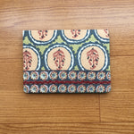 Block Printed Handcrafted Cotton Card Holder