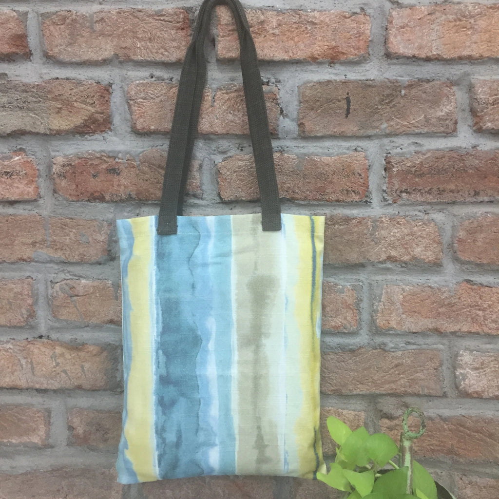 Watercolor Texture Tote Bag