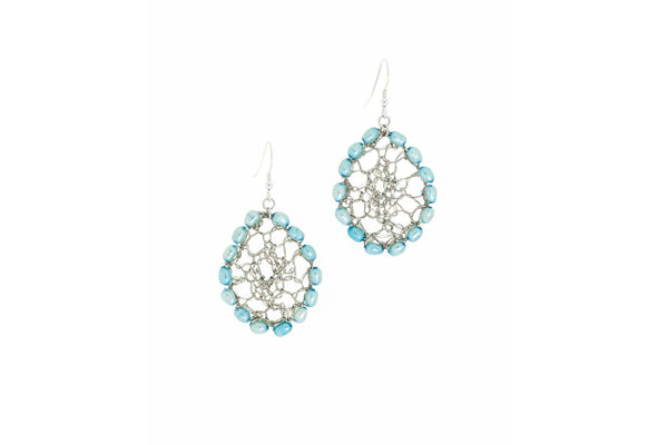 Lace Dress Earrings