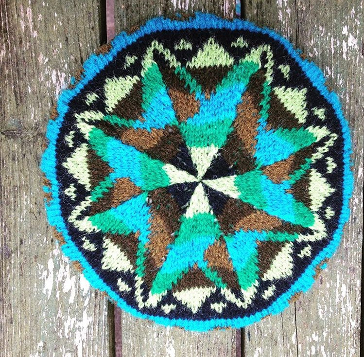Colour Confidence in Fair Isle Knitting Workshop - Arrange our Own Class